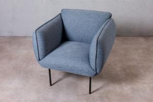 Fotele loftowe i metalowe
