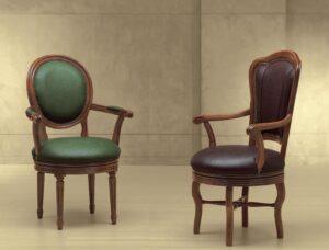 Fotele gabinetowe Classic