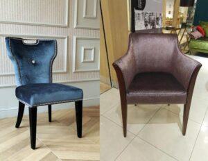 Krzesła Modern do stołów konferencyjnych