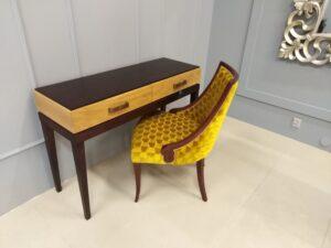 Zamienniki foteli gabinetowych (krzesła do biurek i toaletek)