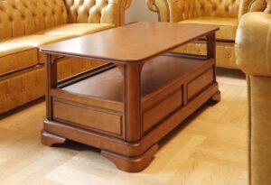 Ławy i stoliki do gabinetów Classic